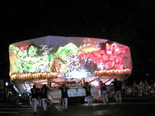 青森のねぶた祭
